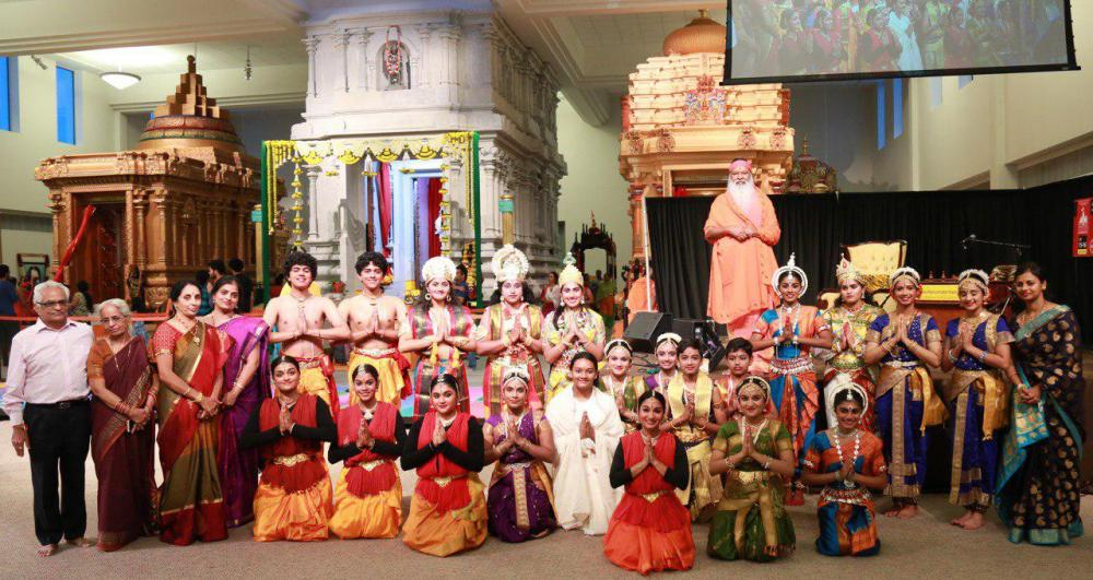 Avadhoota Datta Peetham   HH Sri Swamiji in Dallas - Ganesh