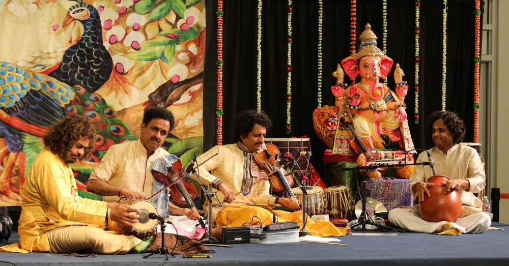 Avadhoota Datta Peetham | HH Sri Swamiji in Dallas - Ganesh