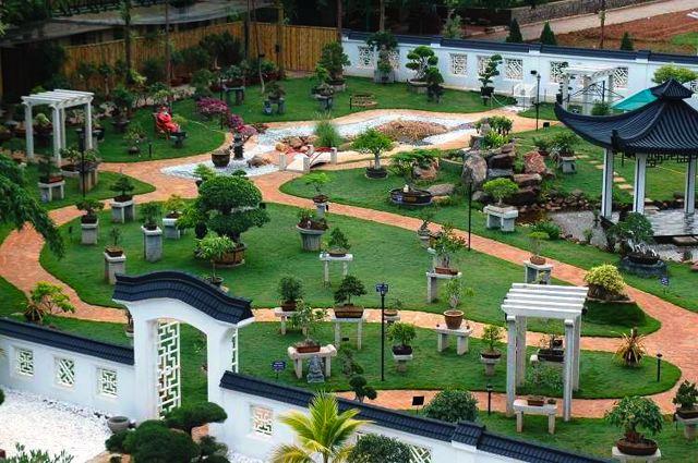 Avadhoota Datta Peetham DattaPeetham Bonsai Garden